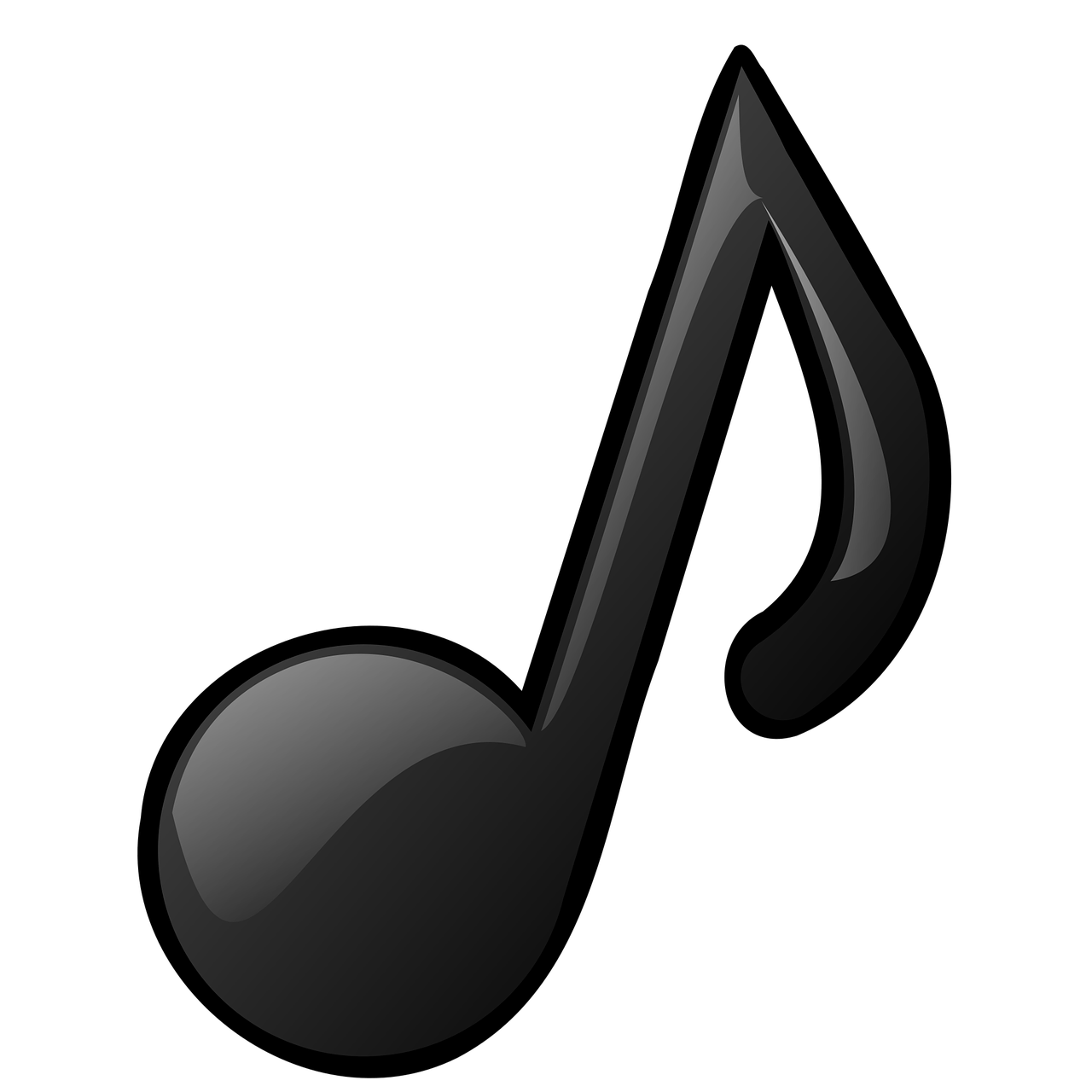 Musical Notes Clipart transparent PNG - StickPNG