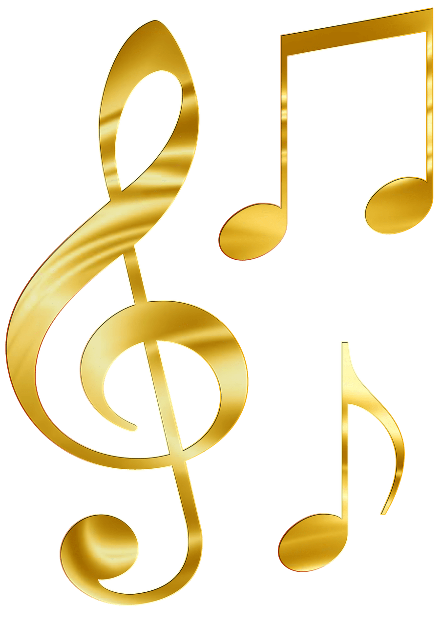 Musical Notes Collection Transparent Png Stickpng