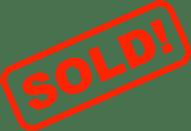 sold sign transparent png stickpng rh stickpng com real estate sold sign clipart house sold sign clipart