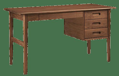 Modern Wooden Desk transparent PNG - StickPNG