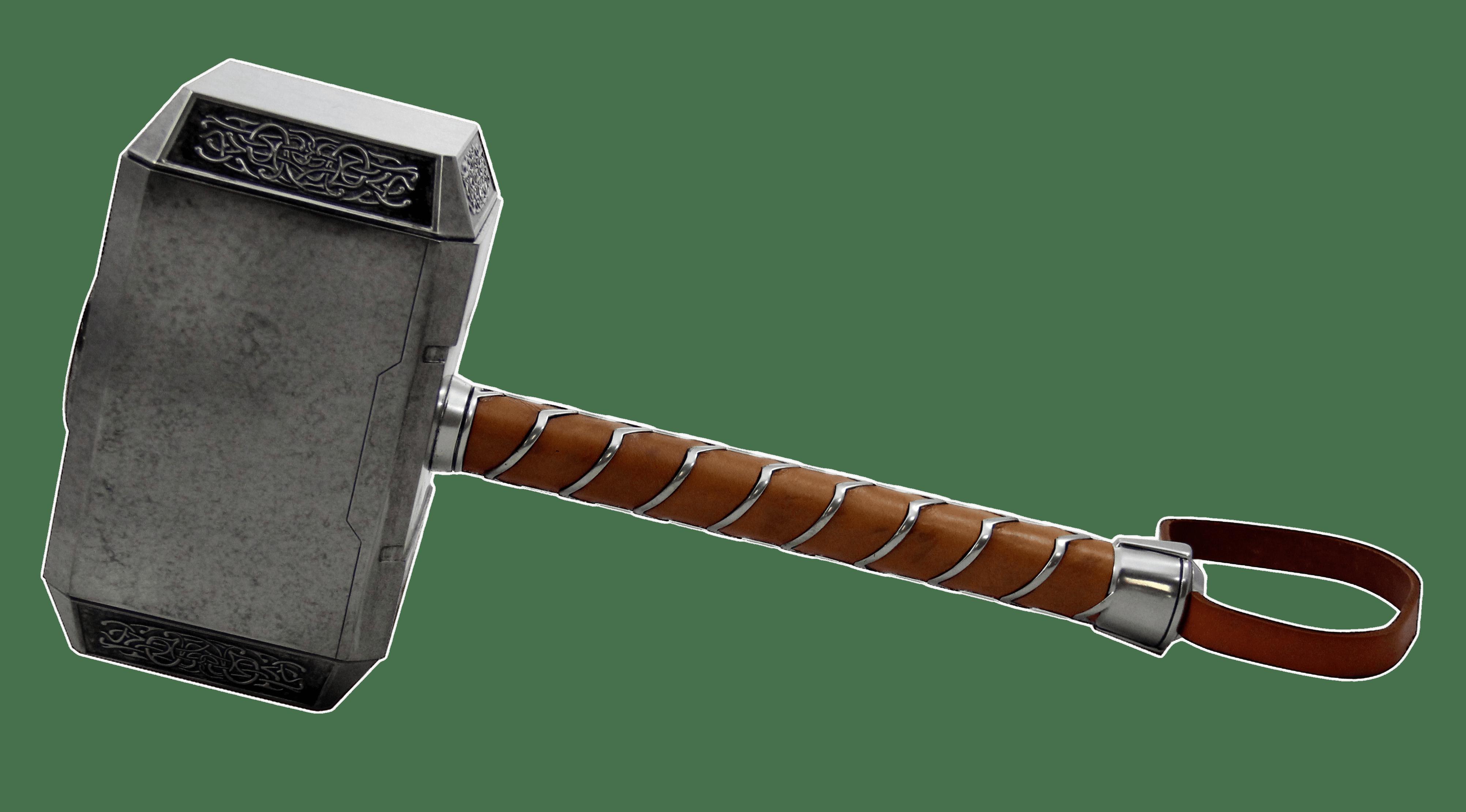 thor hammer transparent png stickpng