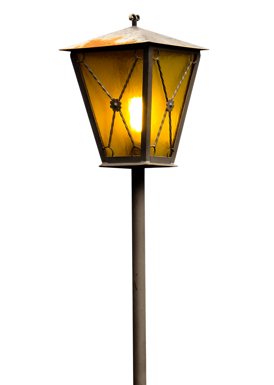 Lamp Post transparent PNG - StickPNG for Creative Lamp Png  51ane