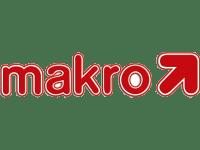 Logo Makro PNG transparente - StickPNG