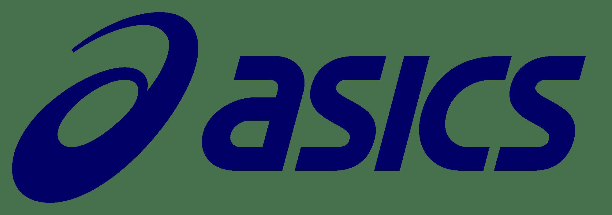 Asics Logo transparent PNG - StickPNG