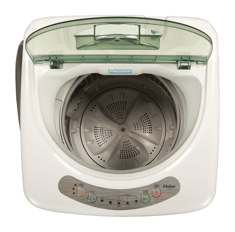 panda portable washing machine manual