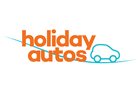 Image result for holiday autos logo