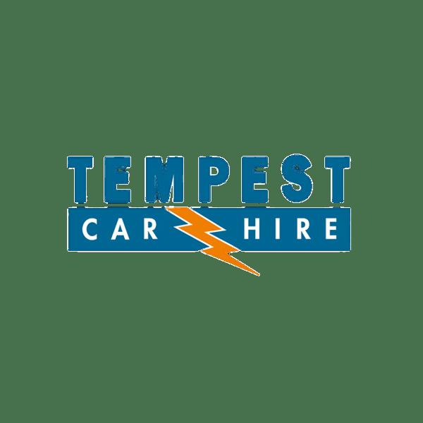 Tempest Car Hire Logo Transparent Png Stickpng