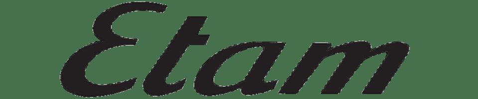 Logo Etam PNG transparents - StickPNG
