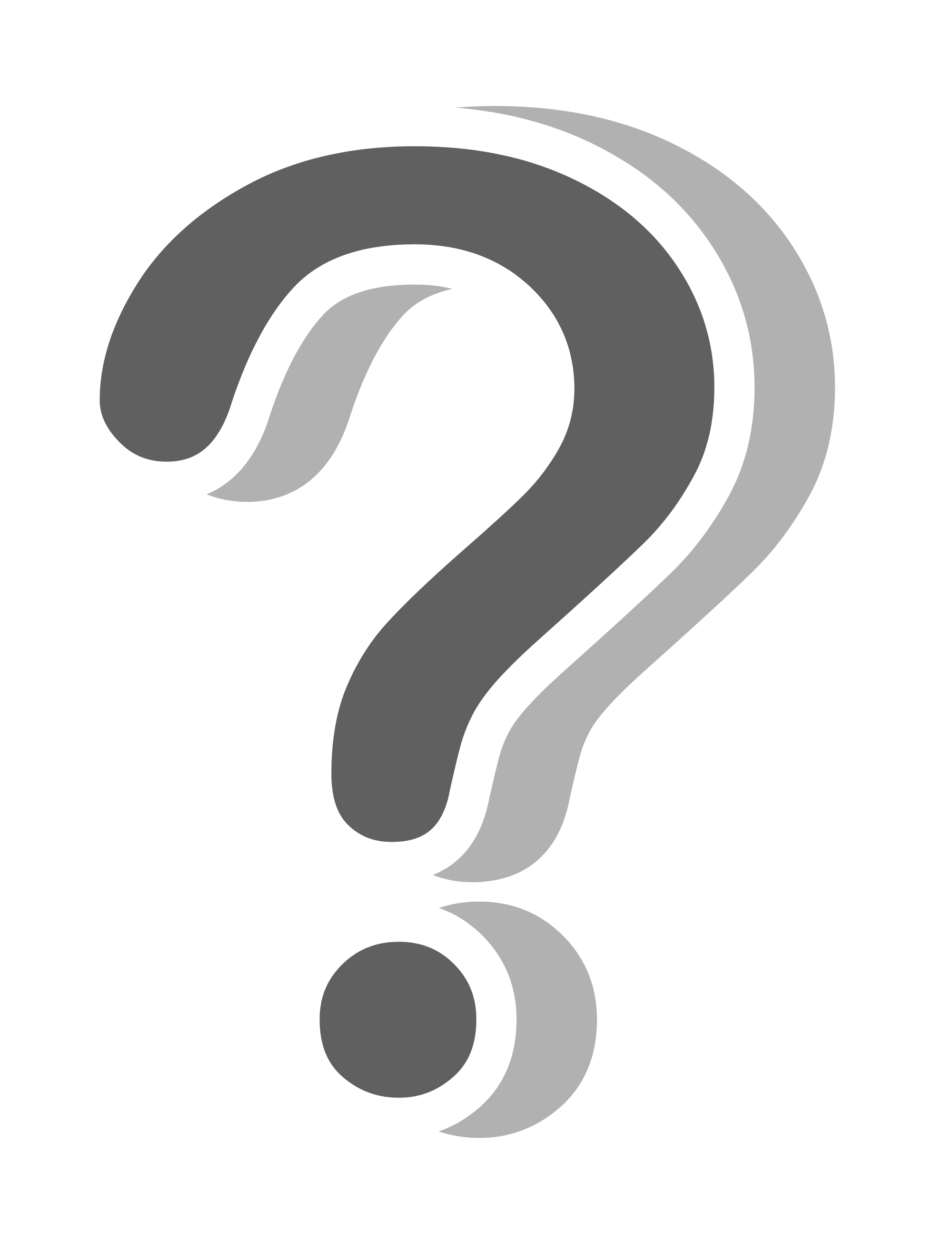 Question Mark Sticker Transparent Png Stickpng