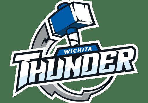 Wichita Thunder Logo transparent PNG - StickPNG