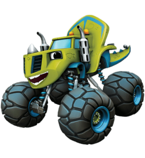 Blaze And The Monster Machines Zeg Transparent Png Stickpng