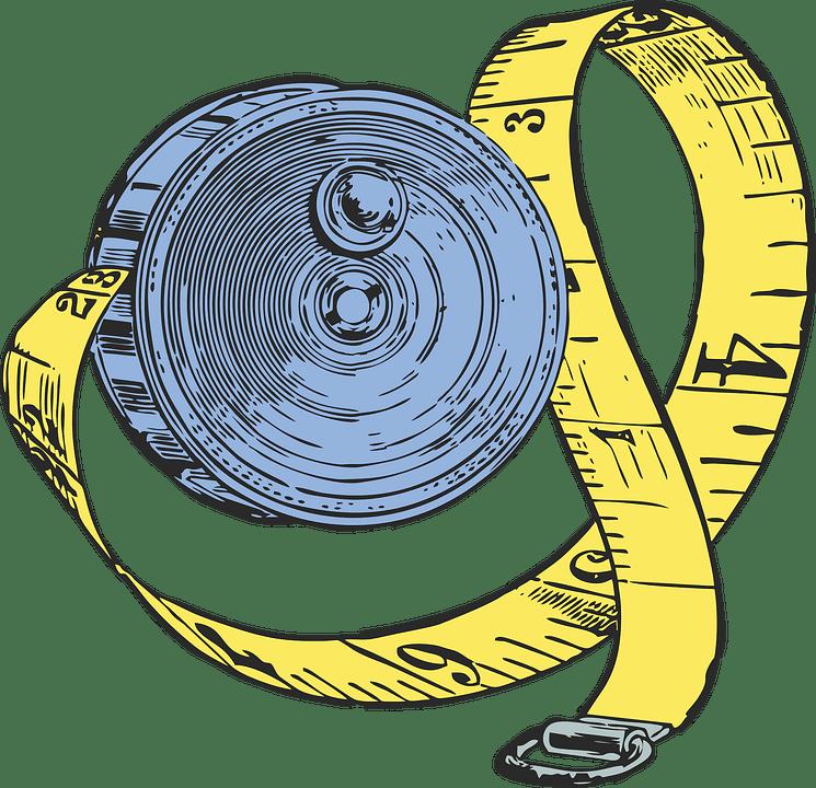 Dessin De Mètre Ruban Png Transparents Stickpng