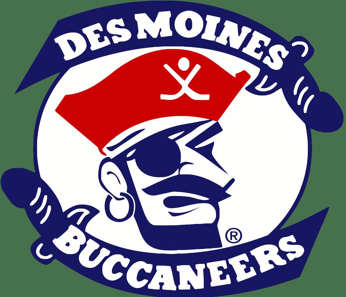 Des Moines Buccaneers Logo Transparent Png Stickpng