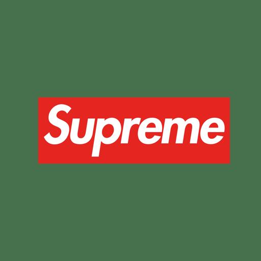 supreme box logo png real clipart and vector graphics