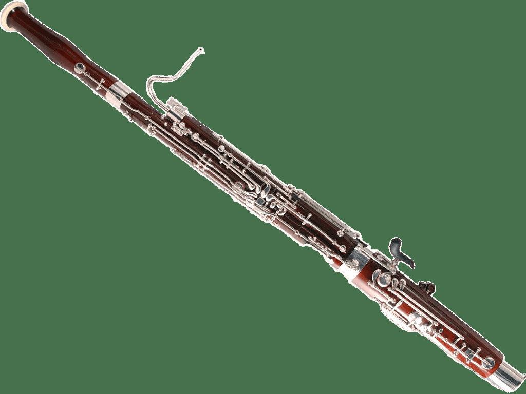 bassoon transparent png stickpng
