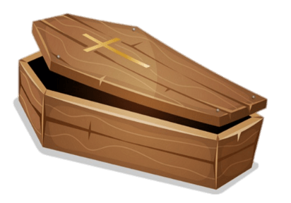 coffin clipart transparent png stickpng rh stickpng com vintage coffin clipart coffin clipart minus halloween