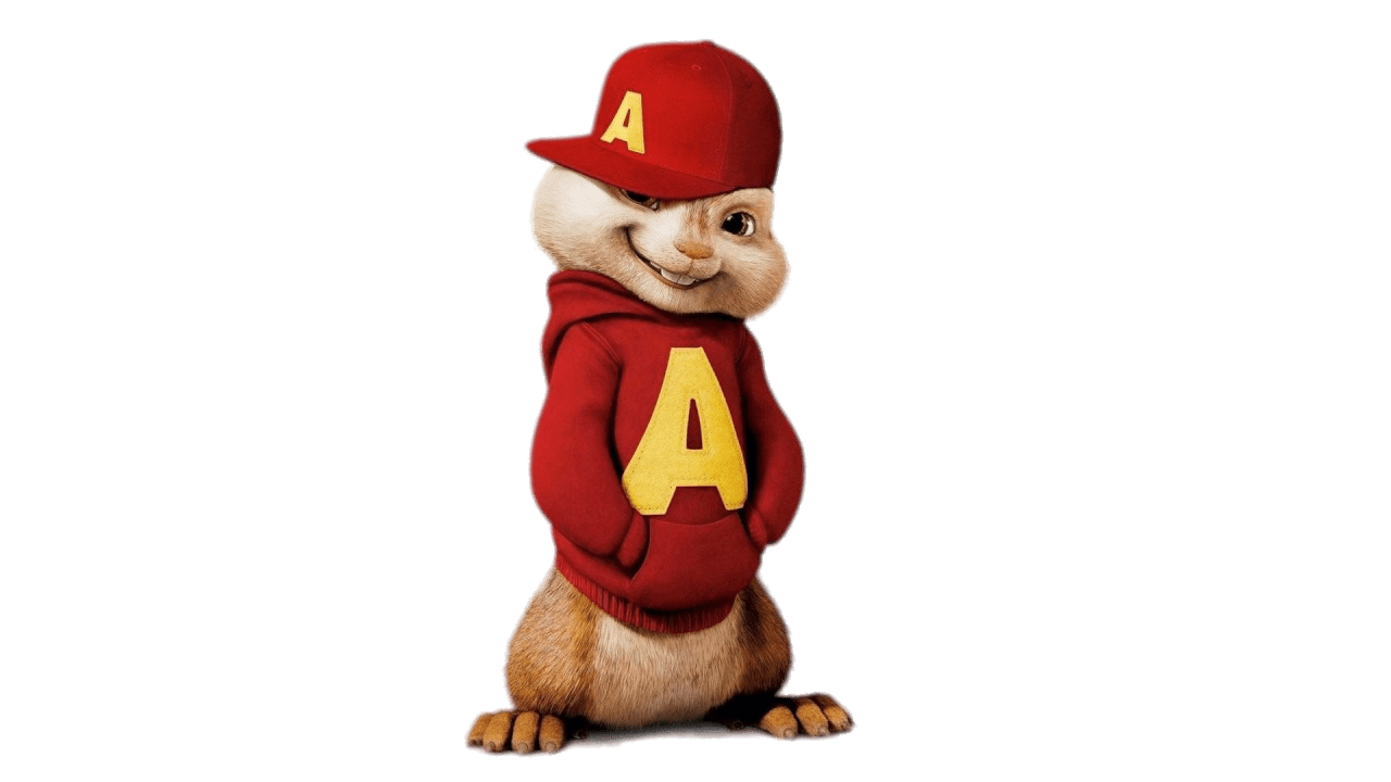 alvin and the chipmunks hands in pockets transparent png - stickpng