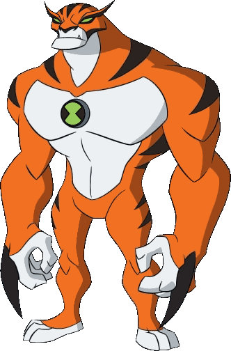 Ben 10 Rath Transparent Png Stickpng