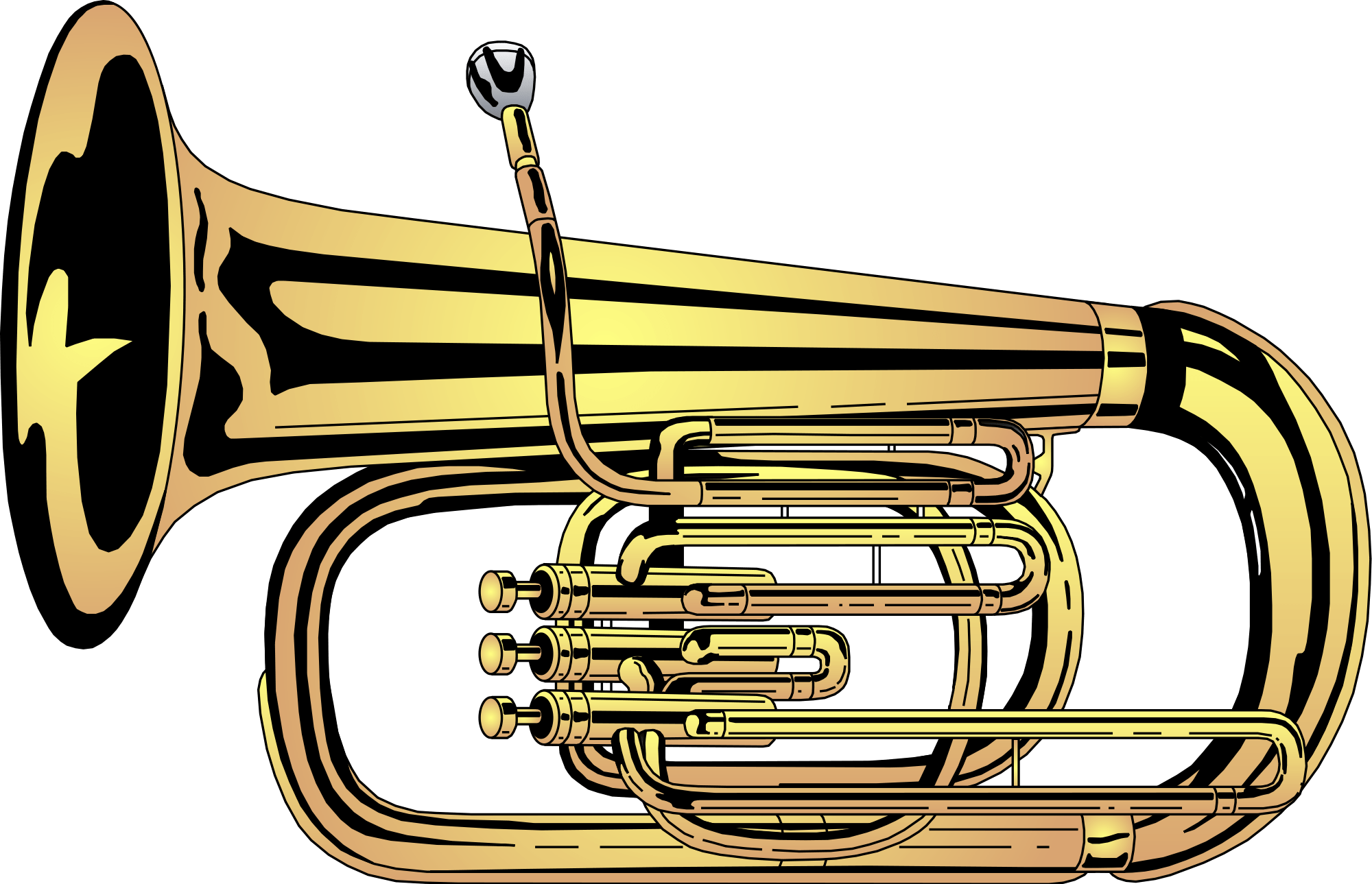 tuba clipart transparent png stickpng rh stickpng com tuba player clipart playing tuba clipart