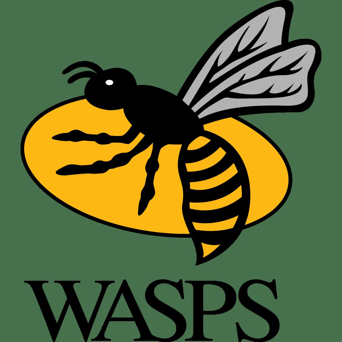 Wasps Rugby Logo transparent PNG - StickPNG