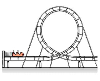 rollercoaster clipart transparent png stickpng rh stickpng com roller coaster clipart images roller coaster clipart png