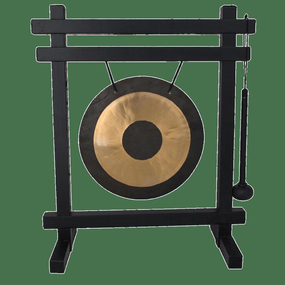 Gong en Marco Cuadrado PNG transparente - StickPNG