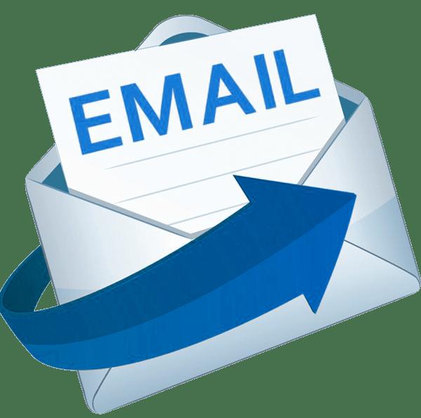 Envoltura E-mail PNG transparente - StickPNG