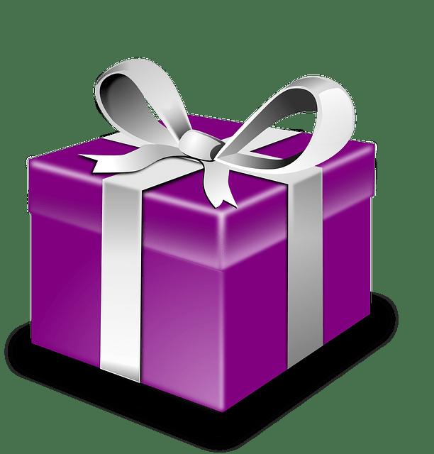 Resultado de imagen de regalo png