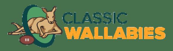 Classic Wallabies Rugby Logo Transparent Png Stickpng