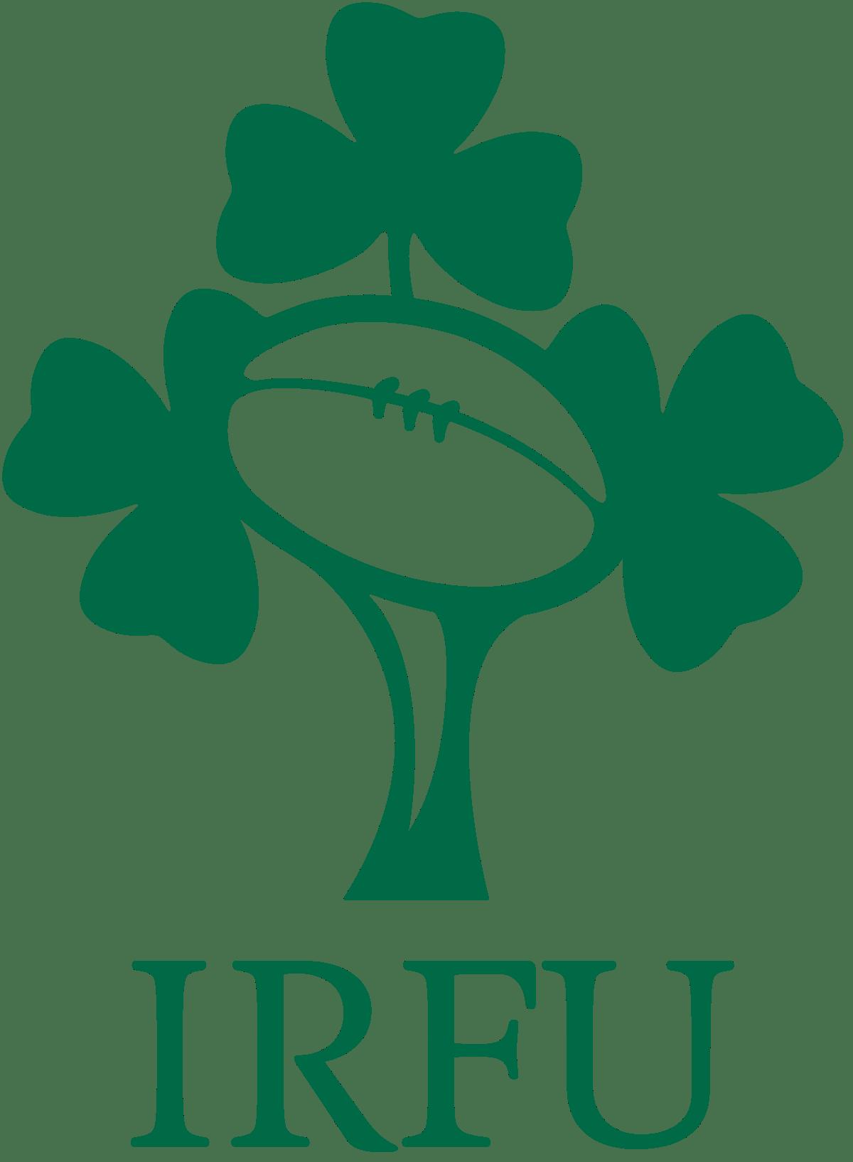 Irish Rugby Football Union Logo Transparent Png Stickpng