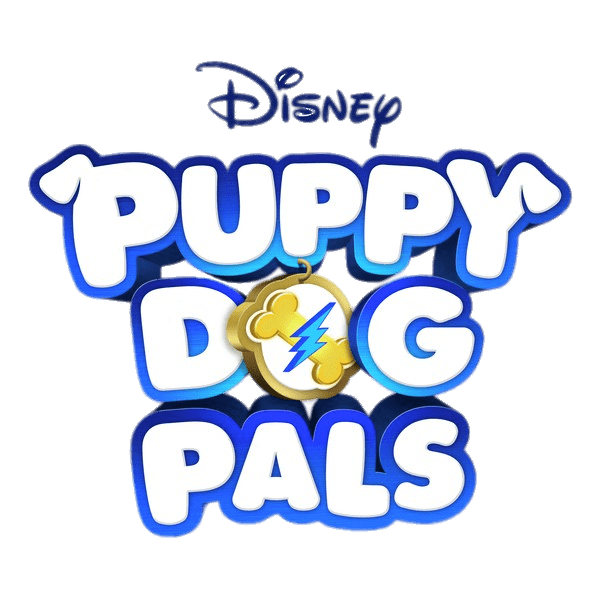 Puppy Dog Pals Logo Transparent Png Stickpng