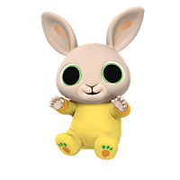 Bing Bunny Character Charlie Transparent Png Stickpng