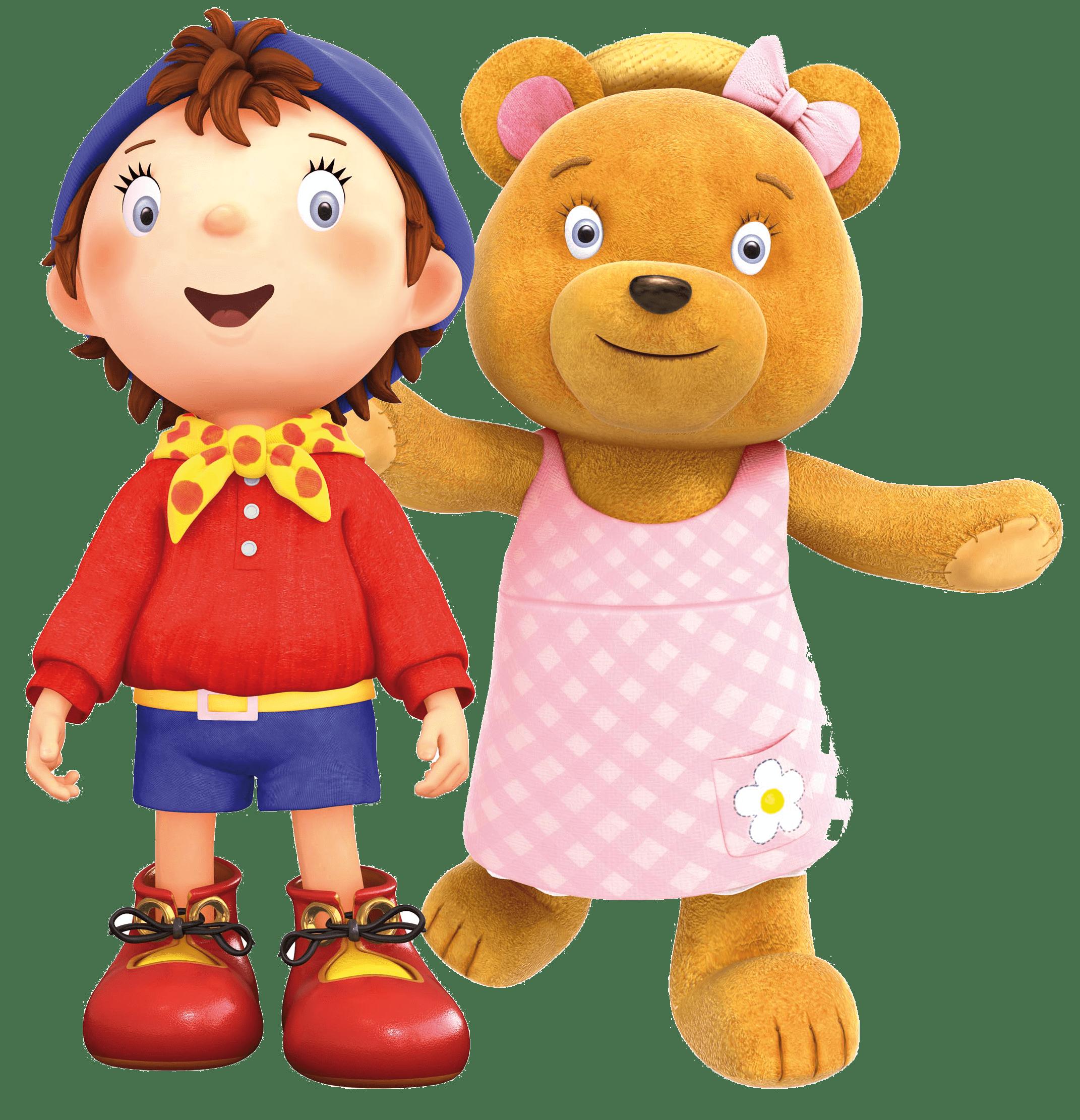 Noddy big ears gaumont animation cartoon children's parad png.