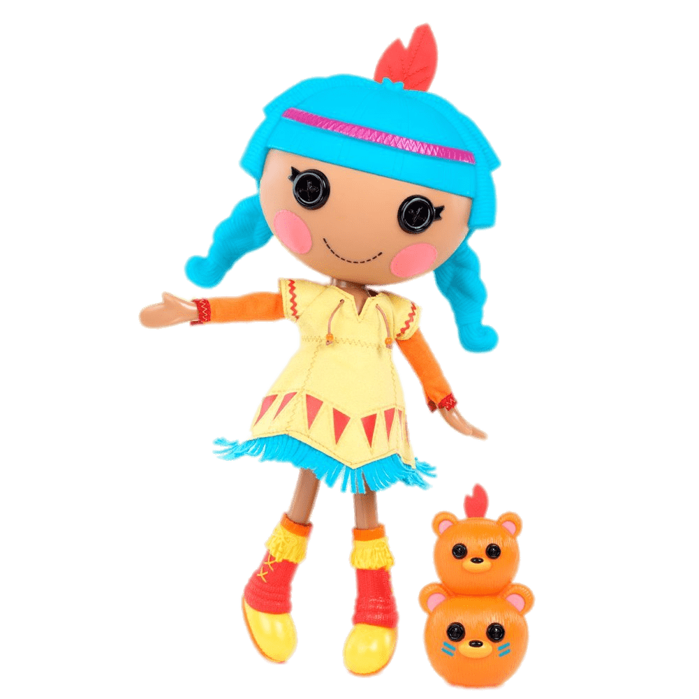 Lalaloopsy Feather Tell A Tale PNG transparente - StickPNG