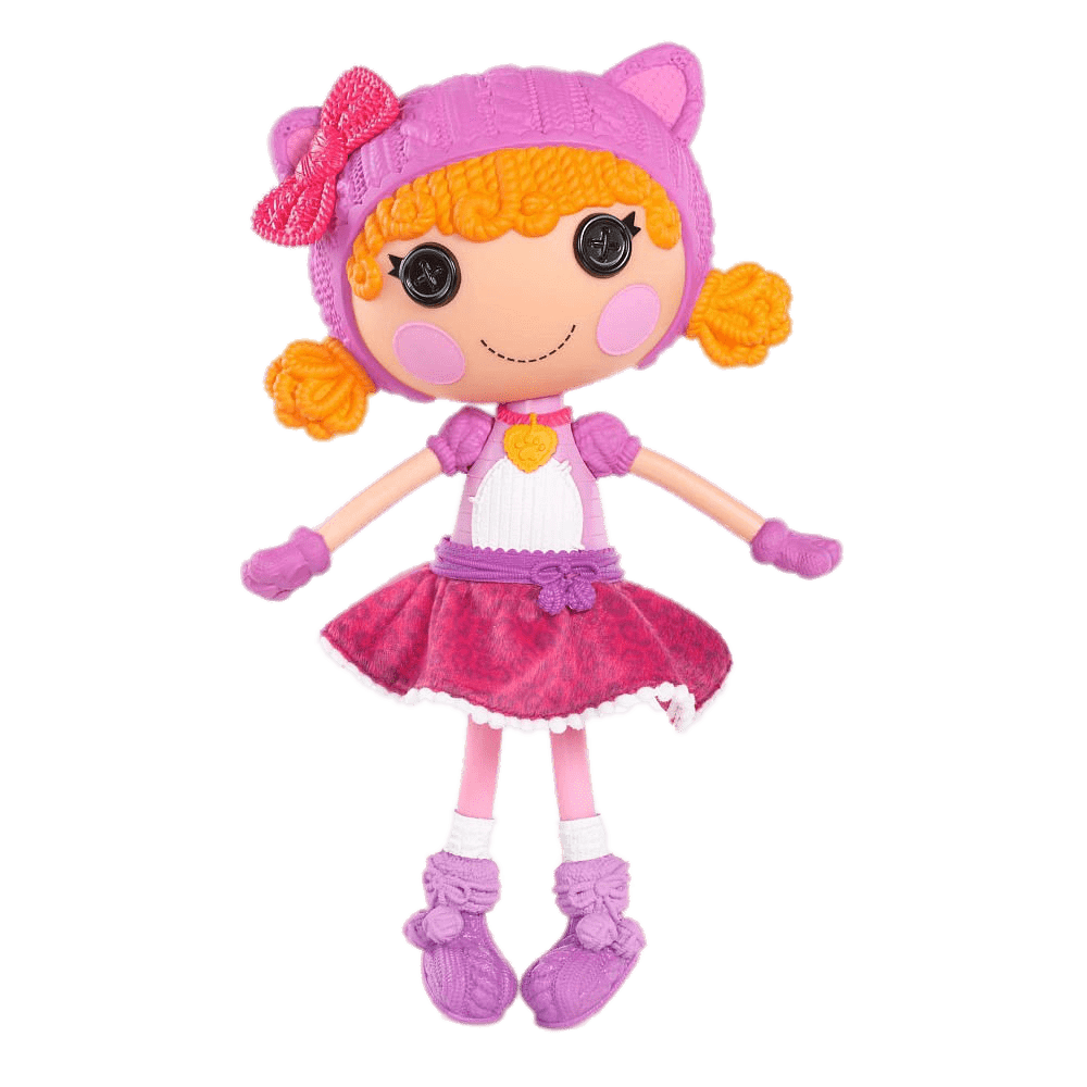 Lalaloopsy Fluffy Pouncy Paws PNG transparente - StickPNG