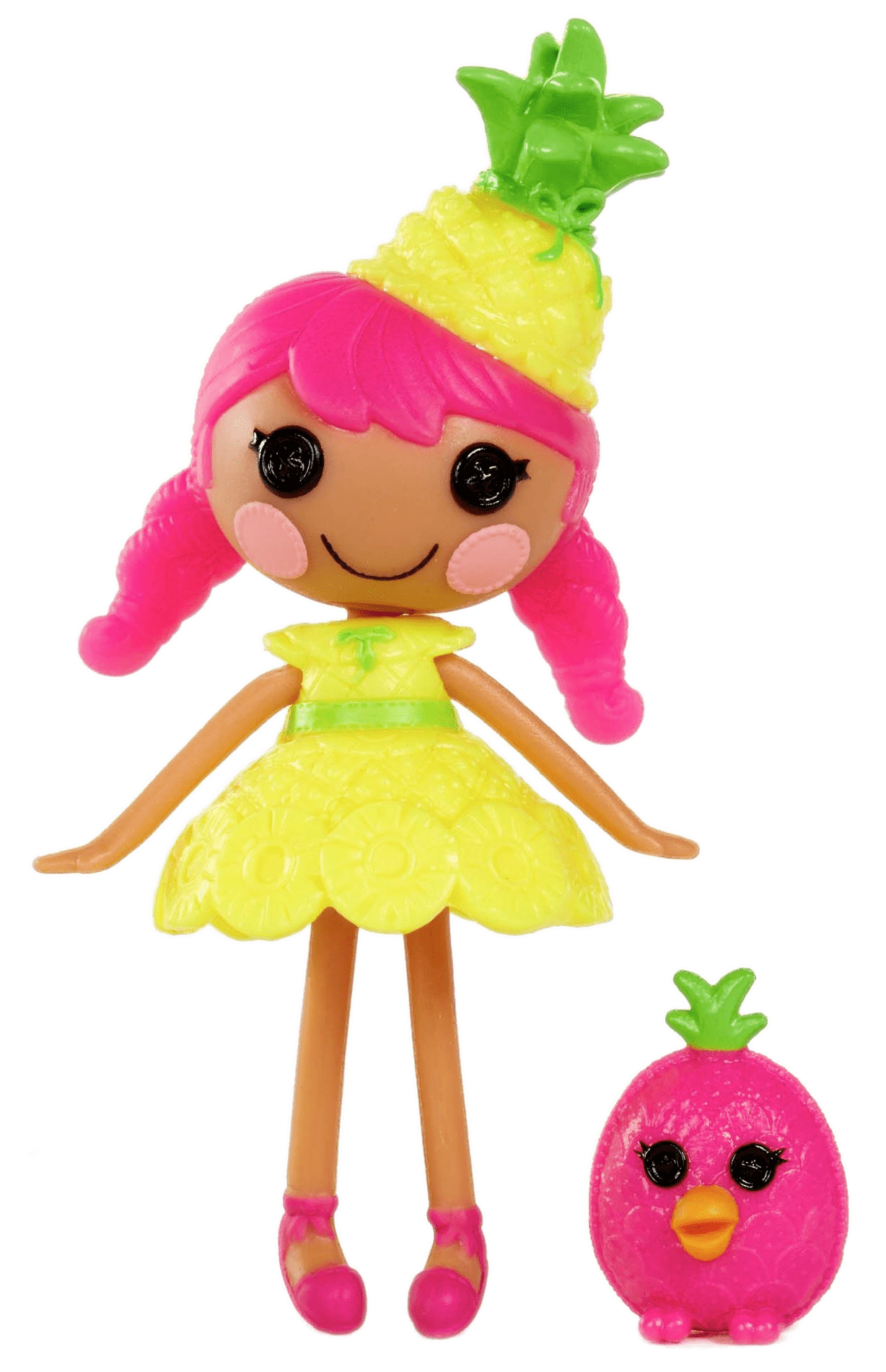 Lalaloopsy Piña Tropi Callie PNG transparente - StickPNG