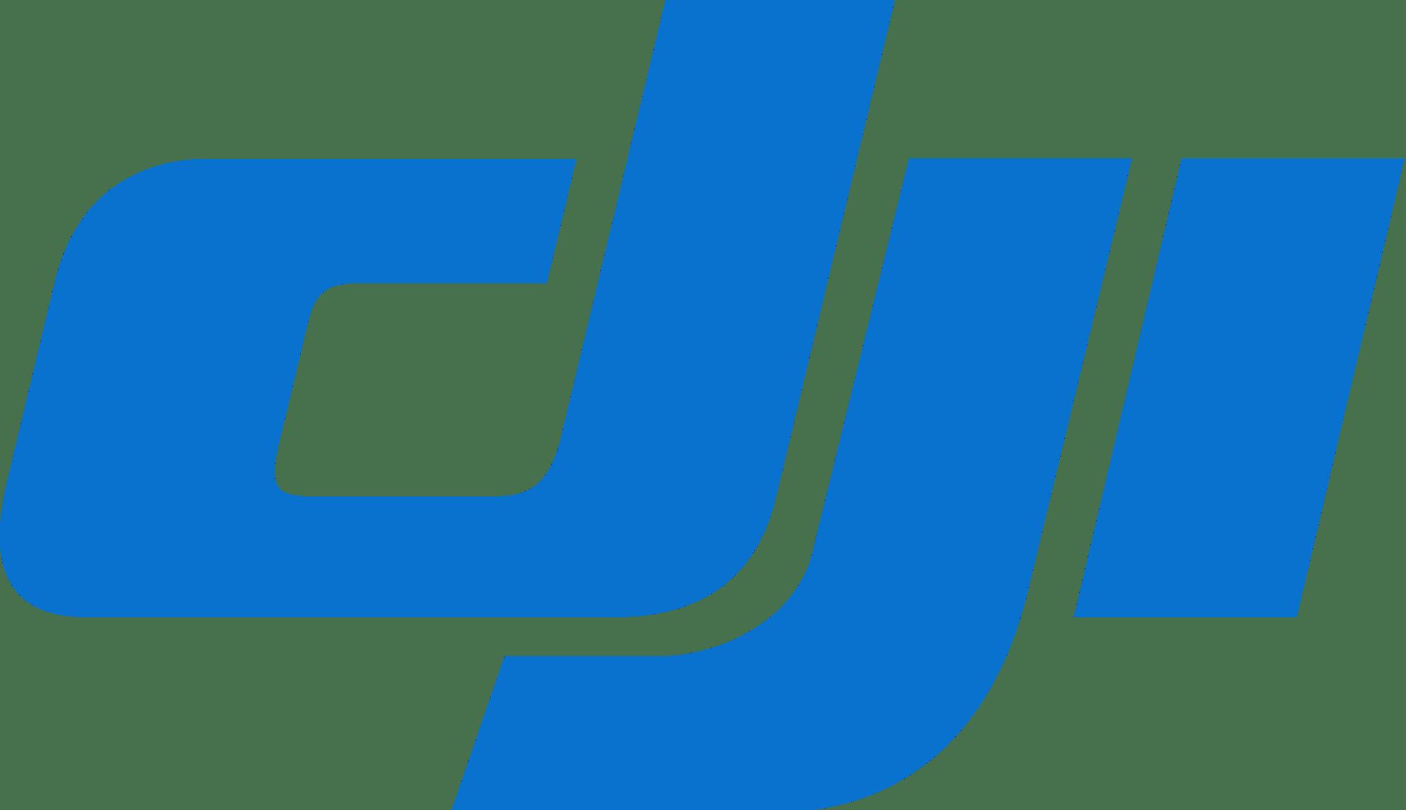 Dji Logo Blue Transparent PNG