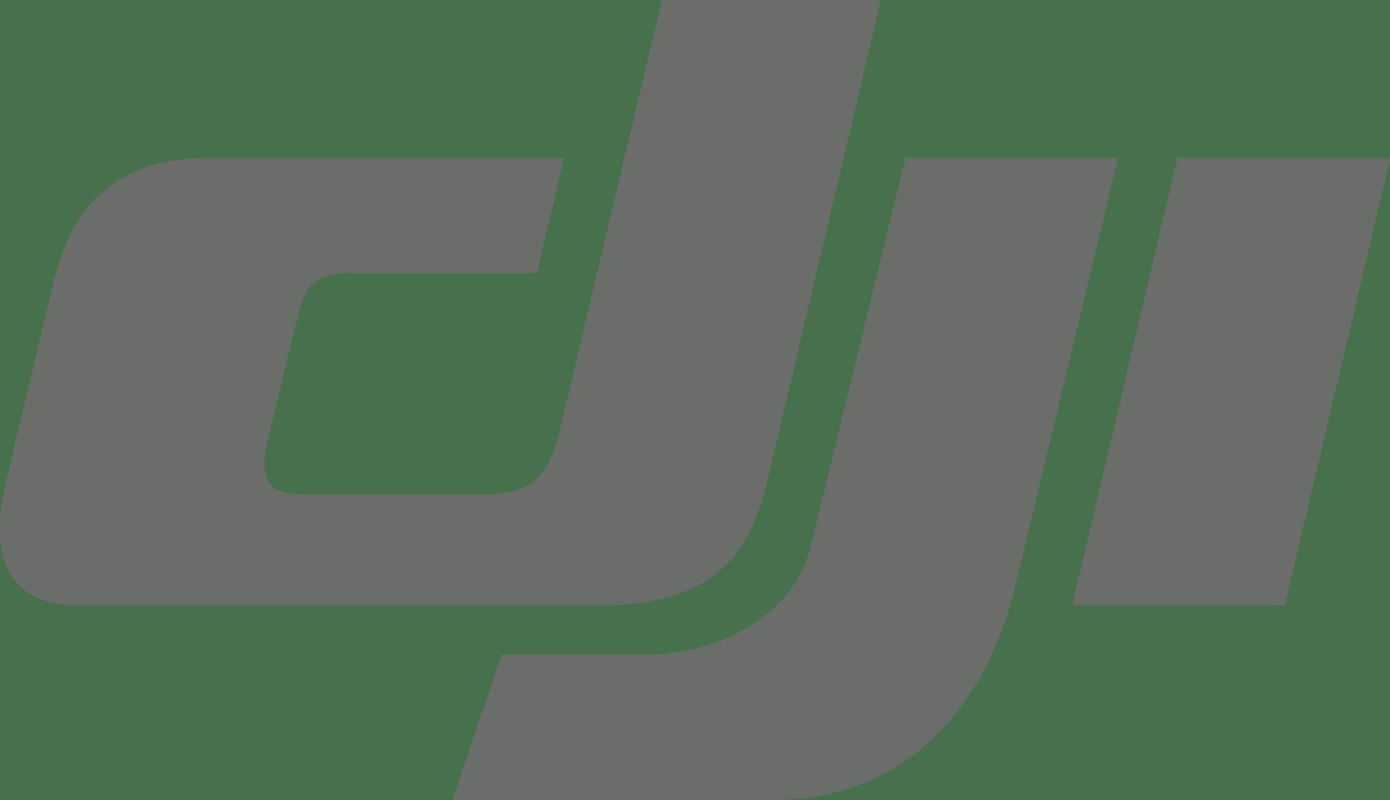 Dji Logo Gray Transparent PNG