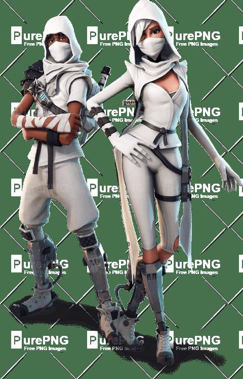 Fortnite Ninja Characters Transparent Png Stickpng