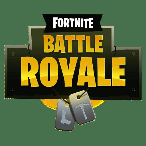 Fortnite Battle Royale Logo Transparent Png Stickpng