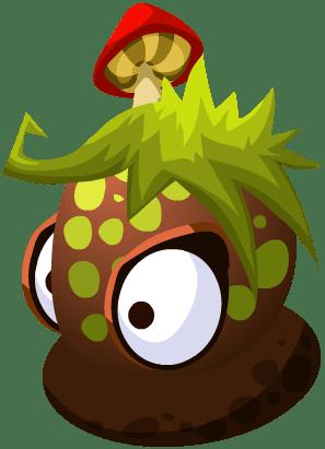Clicker Heroes Mushroom Bloop transparent PNG - StickPNG