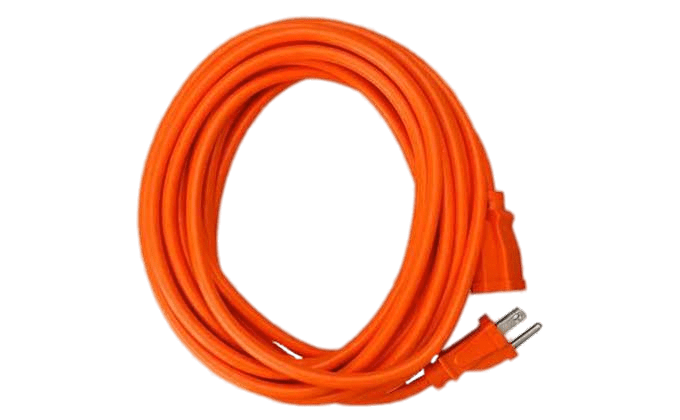 Orange Us Extension Cord Transparent Png Stickpng