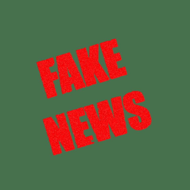 Výsledek obrázku pro fake news png