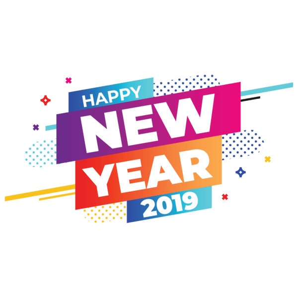 Happy New Year Png Images 7