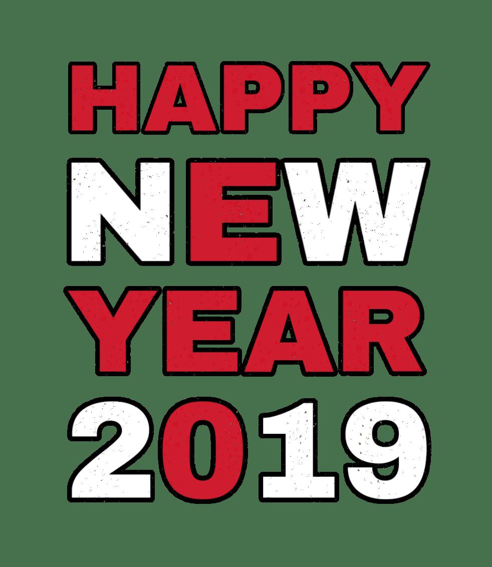 Happy New Year Transparent 24
