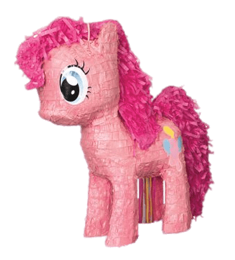 My Little Pony Pinata transparent PNG - StickPNG