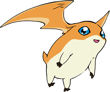 Digimon Character Patamon Transparent Png Stickpng