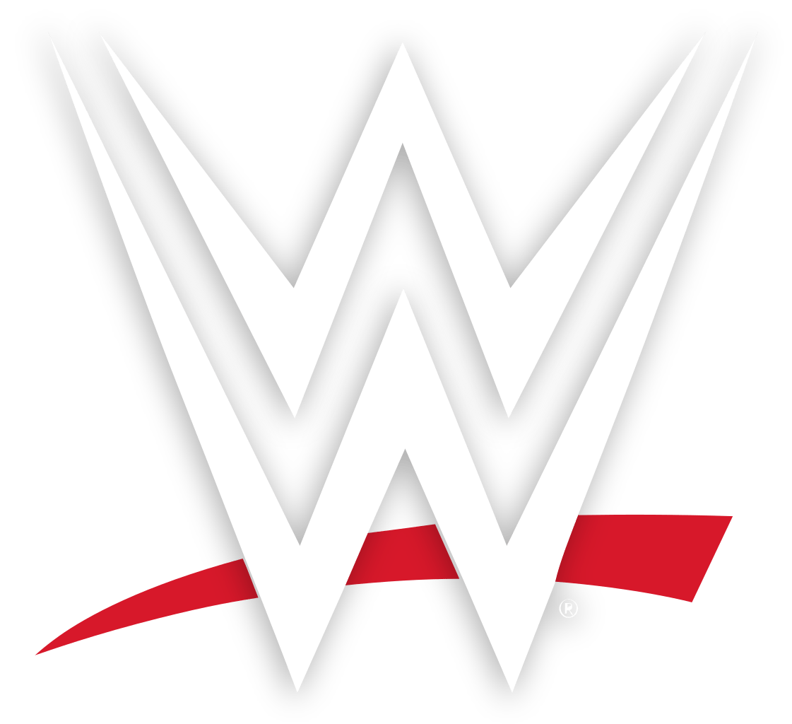 Wwe Logo White Red transparent PNG - StickPNG