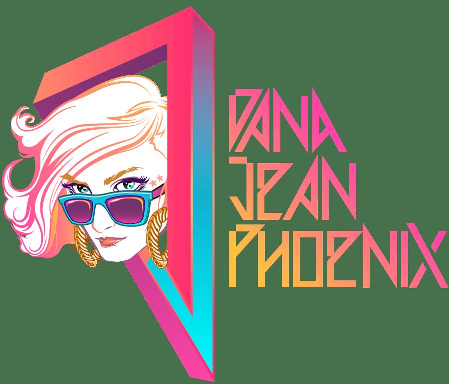 dana jean phoenix logo transparent png stickpng stickpng