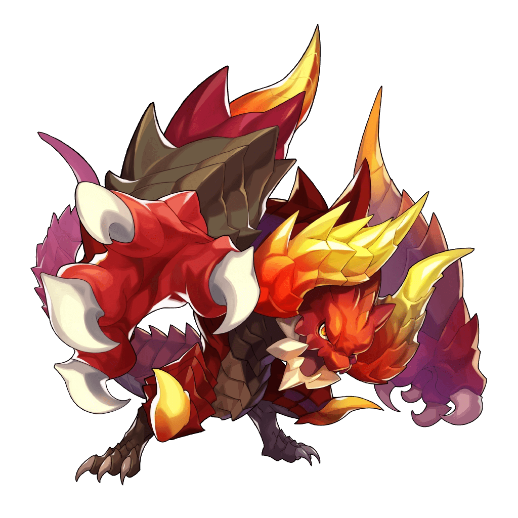 Ifrit Dragalia Lost transparent PNG - StickPNG